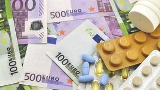 Léky podraží (ilustrační foto)