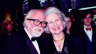 Richard Attenborough s manželkou