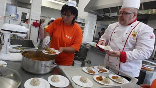 Soutěž školních jídelen v Brně