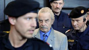 Josef Fritzl u soudu