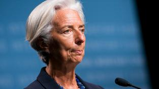 Šéfka MMF Christine Lagarde