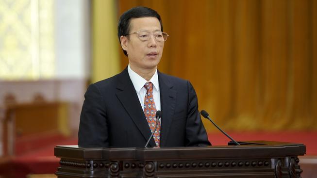 První čínský premiér Čang Kao-li
