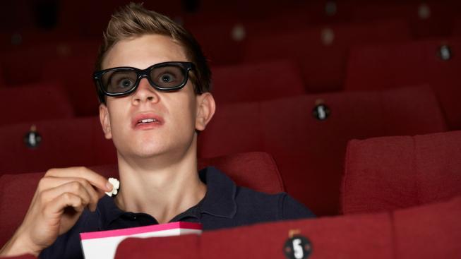 Muž v kině