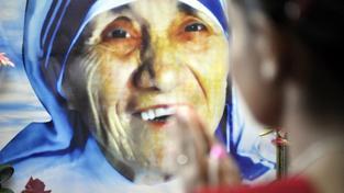 Portrét matky Terezy