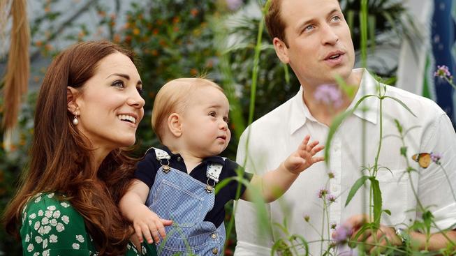 William a Kate se těší na přírůstek do rodiny