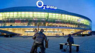 o2 aréna Praha