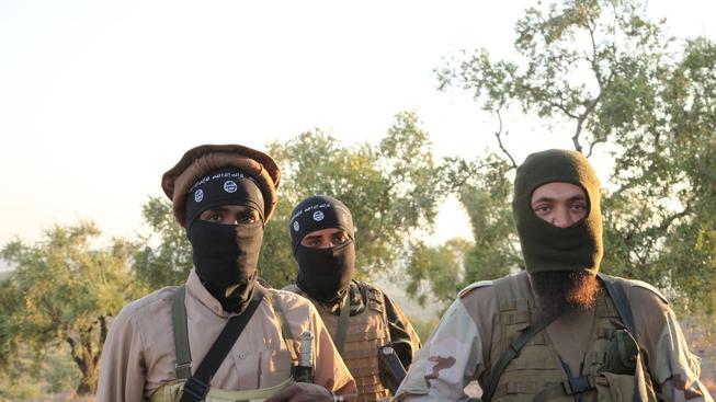 Islámští radikálové (Ilustrační snímek)