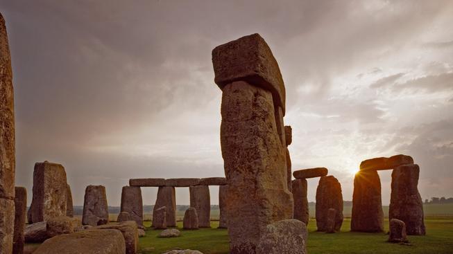 Stonehenge nebyl osamělým monumentem