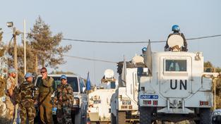 Jednotky OSN v Sýrii