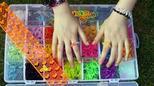 Gumičky společnosti Rainbow Loom