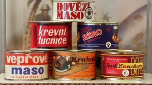České vintage obaly