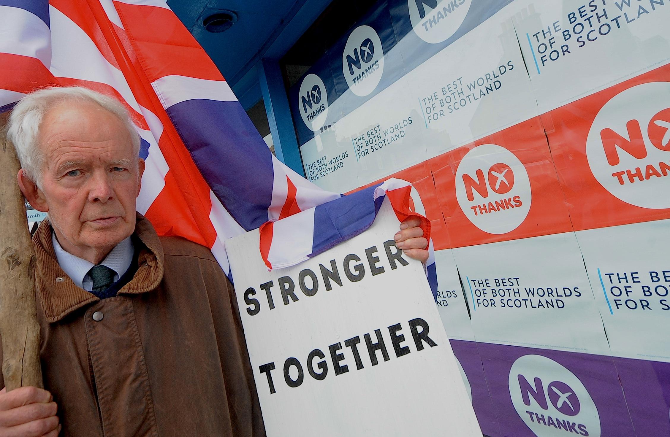 Skotské NE je vítězstvím zastrašovací kampaně