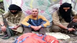 Unesený Francouz Hervé Gourdel v zajetí islamistů
