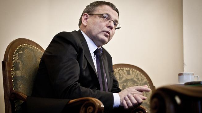 Český ministr zahraničí Lubomír Zaorálek