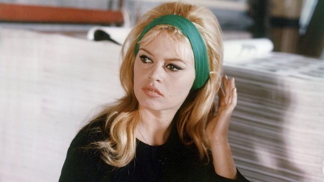 Brigitte Bardot ve filmu Pohrdání, 1963