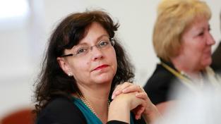 Michaela Marksová Tominová (ČSSD)