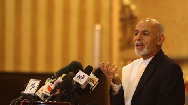 Nový afghánský prezident Ašraf Ghaní