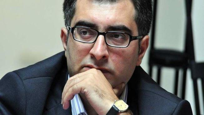 Azerský ochránce lidských práv Anar Mammadli