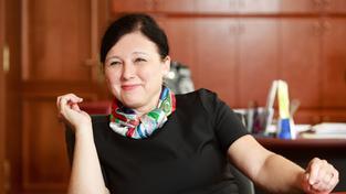 Bývalá ministryně pro místní rozvoj Věra Jourová /ANO/.