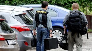 Policejní razie, ilustrační snímek