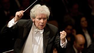 Jiří Bělohlávek, šéfdirigent české filharmonie