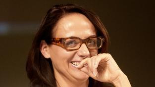 Kandidátka ANO na pražskou primátorku Adriana Krnáčová.