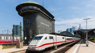 Strojvedoucí Deutche Bahn budou stávkovat za zvýšení mezd a zkrácení pracovní doby.