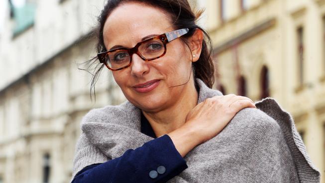 Kandidátka na post pražského primátora za hnutí ANO Adriana Krnáčová