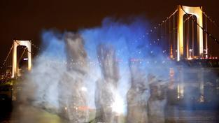 Velkolepá vodní show z New Yorku přímo v centru Prahy