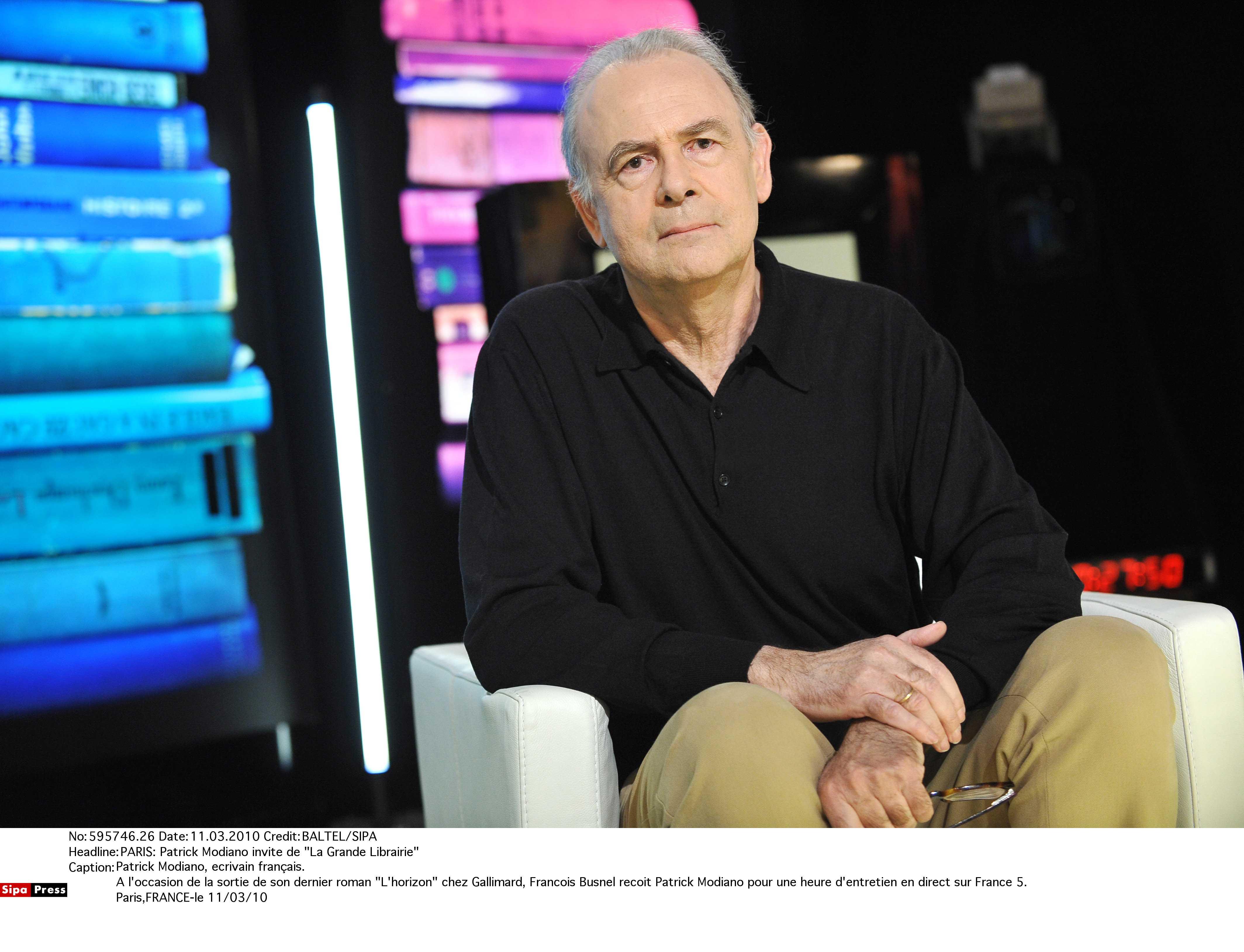 Nobelovu cenu za literaturu dostal Francouz Patrick Modiano
