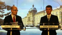 V senátních volbách svedou boj ČSSD a ANO