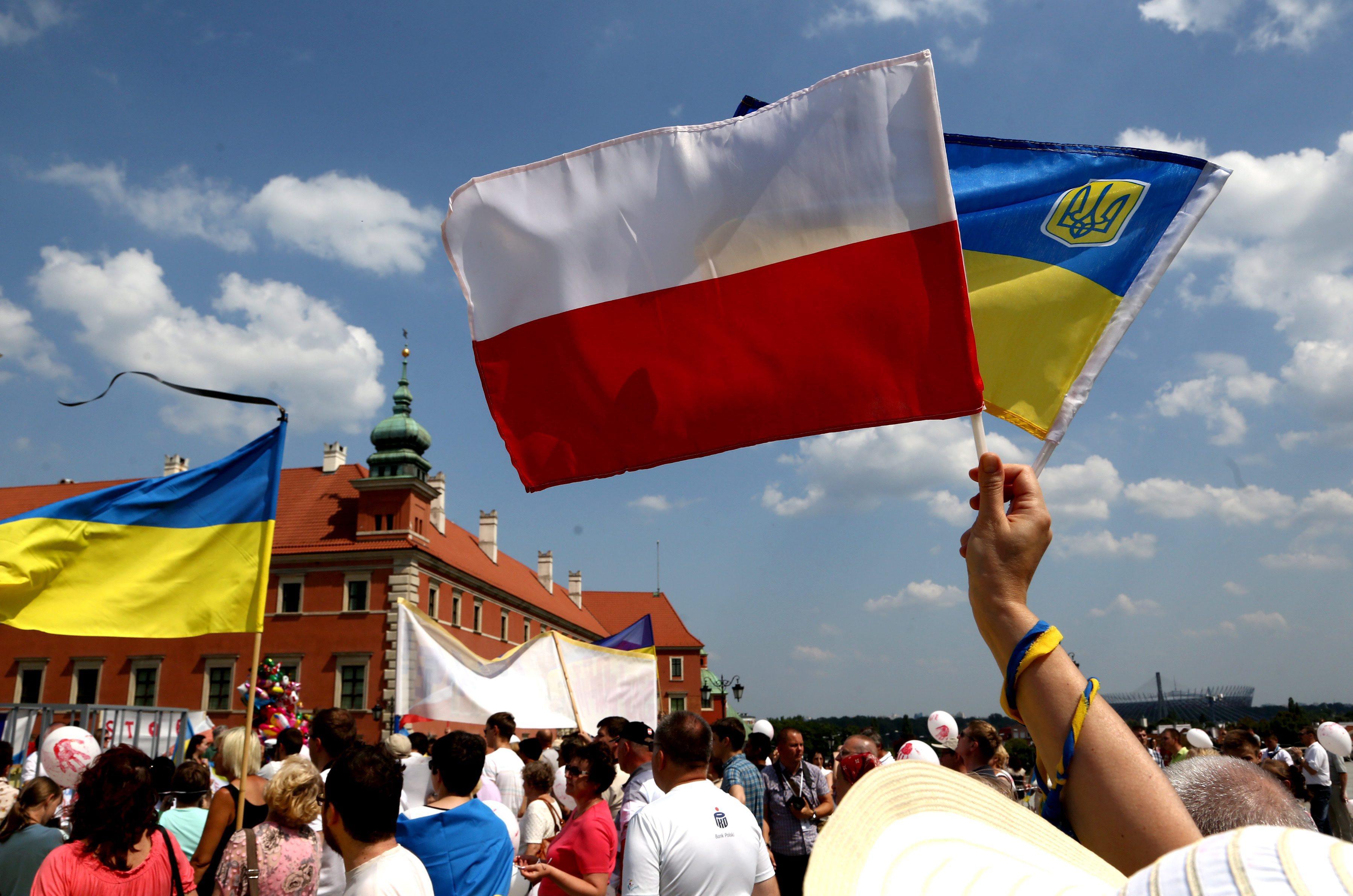 Poláci založili na Ukrajině vlastní politickou stranu
