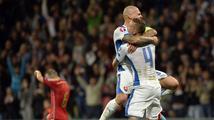Slováci vyrazili dech fotbalové Evropě. Hamšík a spol. zaskočili španělské šampiony