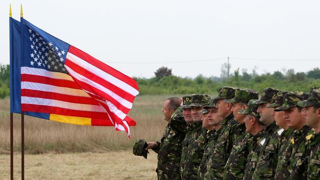 USA vybudují v Rumunsku část protiraketového štítu.