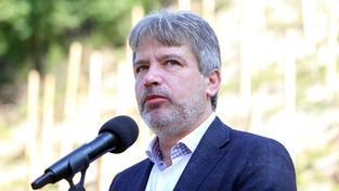 Brněnský primátor Roman Onderka (ČSSD)