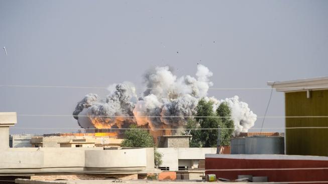 V Iráku pokračují tuhé boje a násilnosti