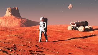 Jednosměrnou cestu na Mars chystá nizozemská společnost