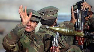 USA v minulosti vyzbrojovaly například afghánské mudžahedíny