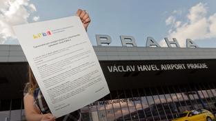 Kontroly začnou na letištích v úterý 21. října