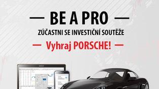 Porsche si z investiční soutěže XTB Trading Cup možná odveze Čech