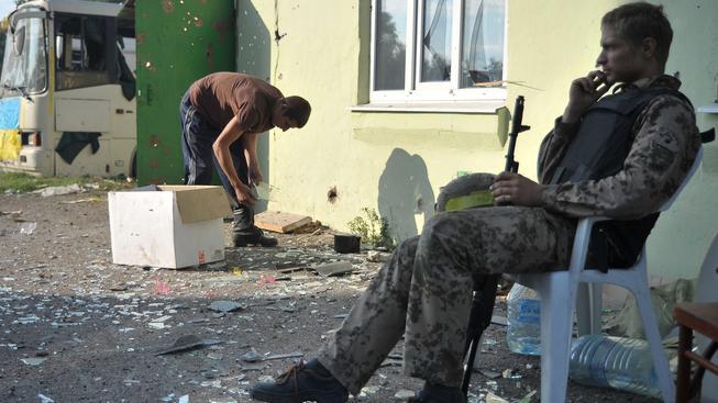 Navzdory příměří na východě Ukrajiny zabiti čtyři civilisté.