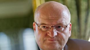 Ministr kultury Daniel Herman (KDU-ČSL)