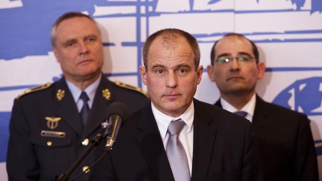Nový šéf Vojenského zpravodajství Jan Beroun