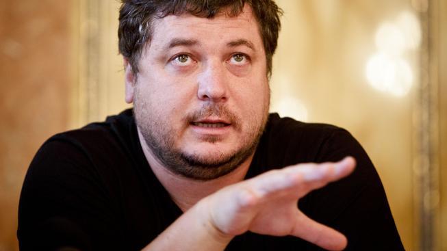 Režisér Robert Sedláček