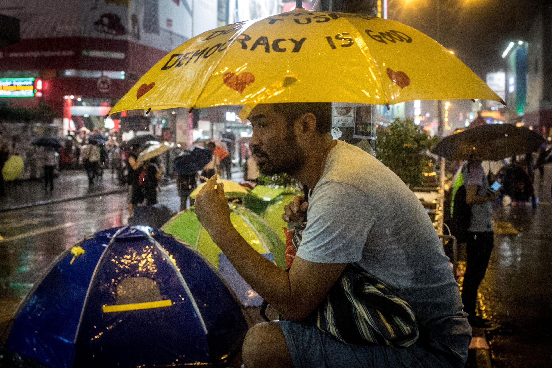 Hongkongské ozvěny v dalších čínských provinciích