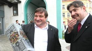 Roman Houska byl ýznamným zákulisním hráčem ČSSD