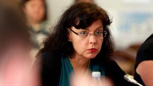 Ministryně práce a sociálních věcí Michaela Marksová-Tominová (ČSSD)