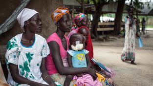 Ženy z Jižního Súdánu