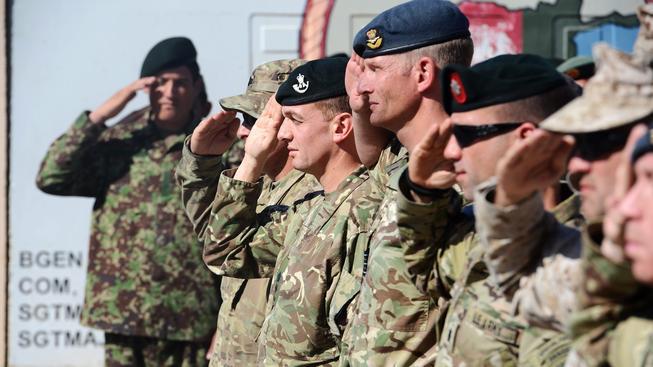 Britské a americké jednotky opouštějí Afghánistán