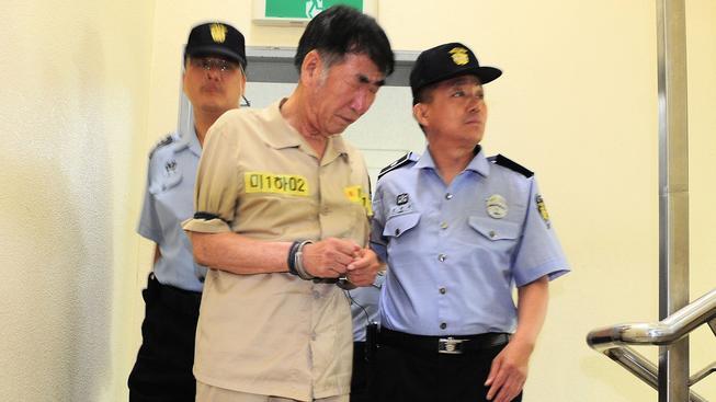 Jihokorejští žalobci požadují trest smrti pro kapitána trajektu Sewol, při jehož potopení letos v dubnu zahynulo 304 lidí, převážně studentů.